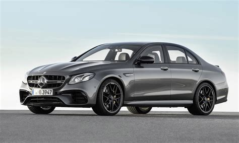 E 63 S by 2017 Mercedes Amg E 63 Revealed S Packs 450kw