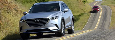 mazda suv lineup what is mazda s biggest suv