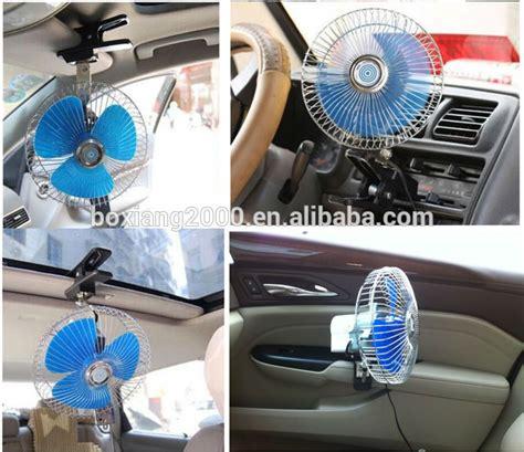 car interior cooling fan dc 12v mini car fan buy car