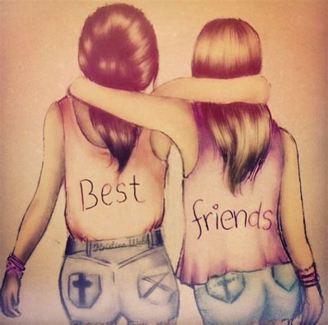 art friendship picture more detailed picture about best art by kristina webb kristina webb pinterest