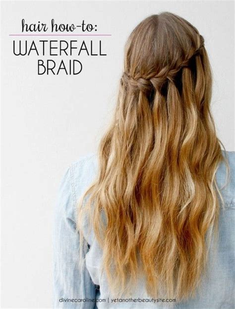 up to date braid styles clinker truffles recipe waterfall hair braid