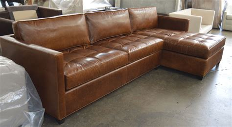 arizona leather sectional sofa with chaise arizona leather sofa chaise sectional in italian brompton