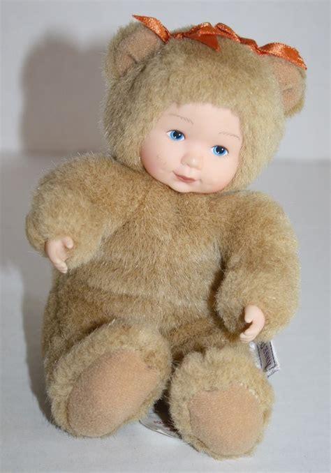 Setelan Cowok Baby Bears Orange geddes baby doll plush orange hair bows small 5 quot bean bag vinyl annegeddes