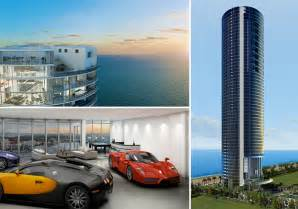 Porsche Store Miami Porsche Design Penthouse Gil Dezer Luxury Car Storage