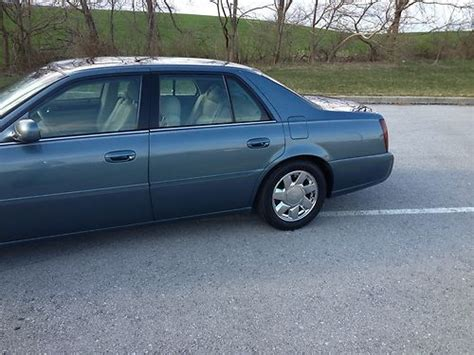 cadillac dts 2000 for sale sell used 2000 cadillac dts in harrisburg