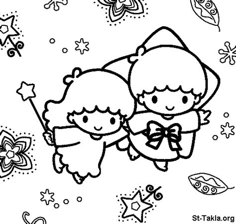 coloring angel baby feet coloring pages