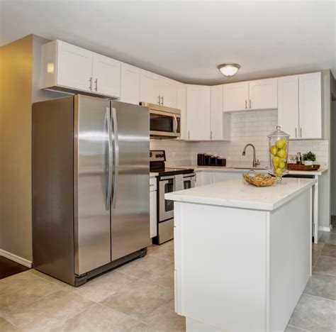 what is counter depth vs standard depth what is the difference between a regular refrigerator and