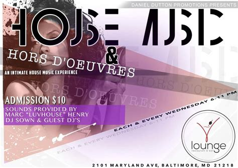 baltimore house music house music hors d oeuvres 187 what to do in baltimore