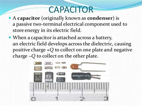 power capacitor ppt capacitor slideshow 28 images basic structure of capacitor capacitor capacitor