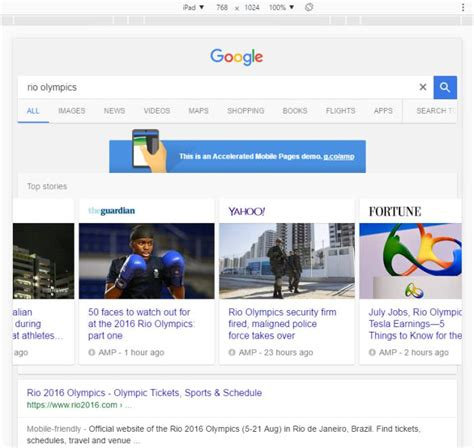 Can See What I Search For On Beginner S Guide To Accelerated Mobile Pages Hongkiat