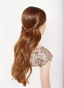 21 gorgeous half up half hairstyles babble
