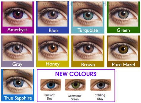 fresh colors review freshlook colorblends in amethyst