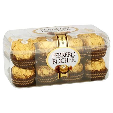 Ferrero Rocher 16 ferrero rocher 16 pieces boxed chocolates 200g