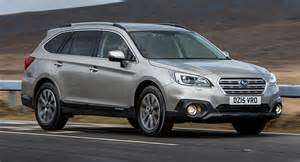 Subaru In Uk New Subaru Outback Sale In Uk On April 1st Automotive