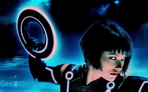 tron legacy olivia wilde wallpapers wallpaper cave