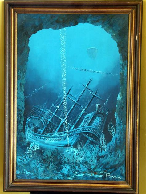 sunken ship tattoos pics for gt sunken pirate ship painting fight fathoms