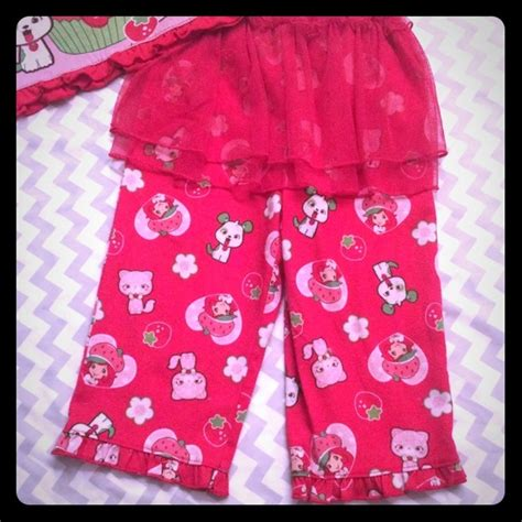 Pajamas Strawberry by Strawberry Shortcake Strawberry Shortcake 2 Pajama