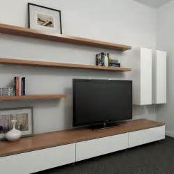 tv shelving unit 17 best ideas about floating tv unit on ikea