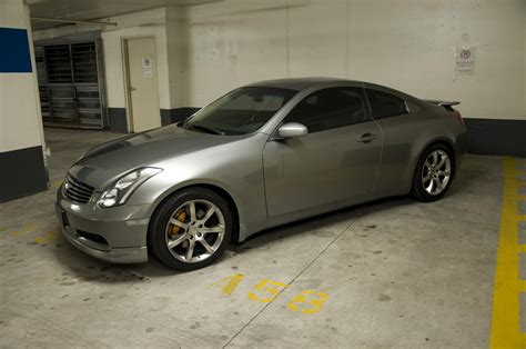 infiniti g35 sport package fs canada 2004 g35 coupe m6 sport package with brembos
