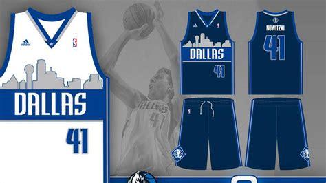 jersey design dallas mavericks introduce new alternate jerseys with dallas