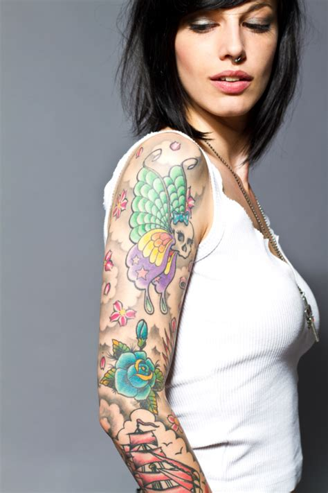 tattoo arm edit how to take a great picture of your tattoo photographic