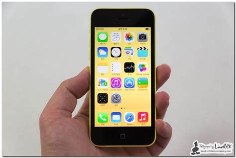 f iphone 5 아이폰5c 개봉기 아이폰5s와 차이점 비교해보니