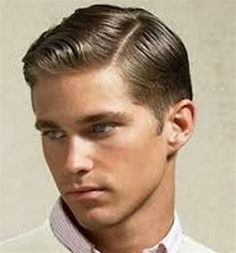 boy haircut retro retro and calssic hairstyle for men men hairstyle