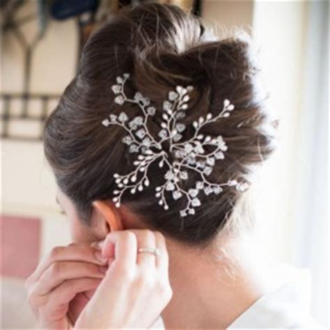 Wedding Hair Accessories High by Wedding Bun Hairstyles Wedding Hair Accessories