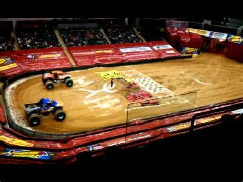 monster truck show charlotte nc charlotte monster jam youtube