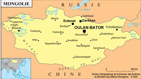 mongolie informations carte h 244 tel mongolie billet d