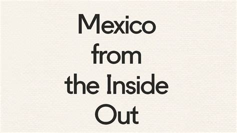 mexico from the inside inside mexico chef enrique olvera s new cookbook eater