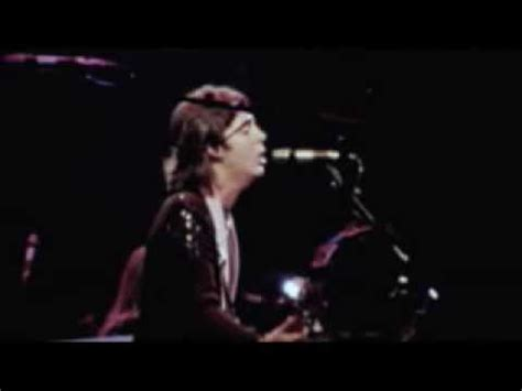 love in song wings youtube quot silly love songs quot paul mccartney wings youtube