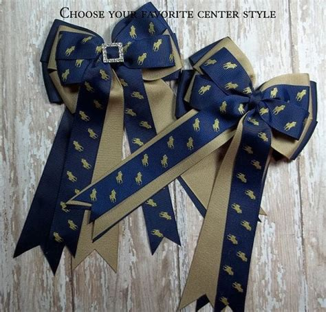 how to make a horse show bow pony kid english horse show hair bow set horse show hair