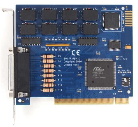 Pci I O Card By Artica Computer expansion card