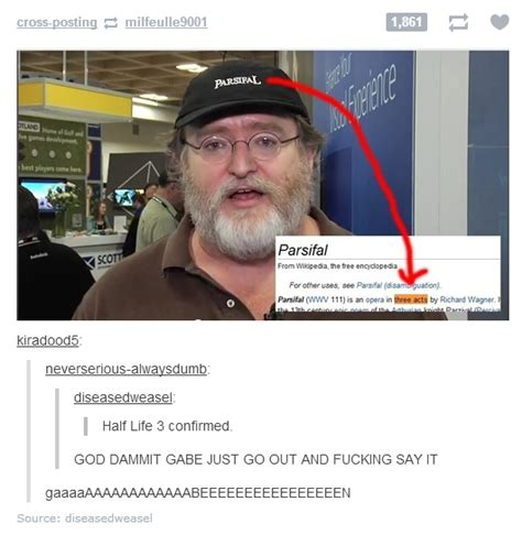 Gabe Newell Memes - image 531679 gabe newell know your meme