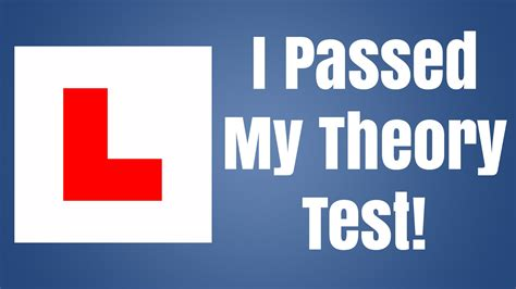 my test i my driving theory test