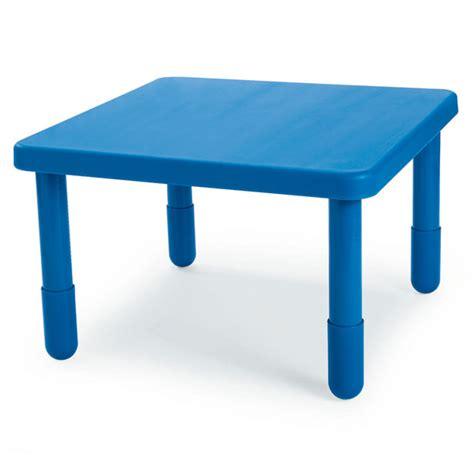 angeles value preschool table 24 quot square ab715