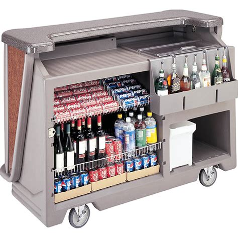 outdoor bar 191 cambro mid size portable bar indoor outdoor bar bar650