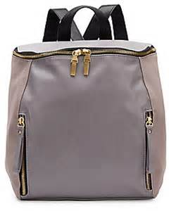Color Block Faux Leather Backpack connection so fresh colorblock faux leather