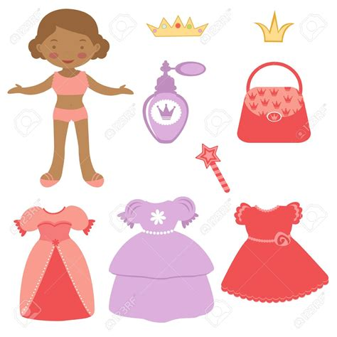 fashion doll dress up free dall clipart dress up pencil and in color dall clipart