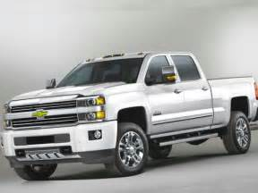 2015 chevrolet silverado high country hd review