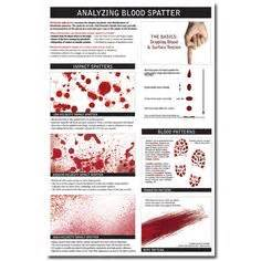 blood spatter analysis jobs 5 aspect 1 angle of impact in blood spatter analysis