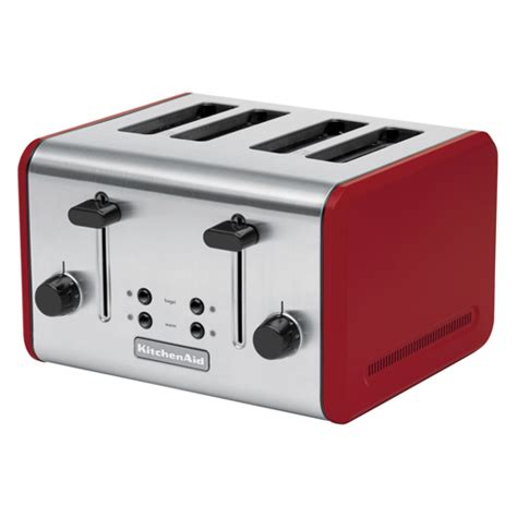 Four Slot Toaster Kitchenaid Empire 4 Slot Toaster With Wide Slots