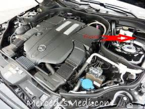 Mercedes Location 2011 Mercedes E350 Auxiliary Battery Location 2011