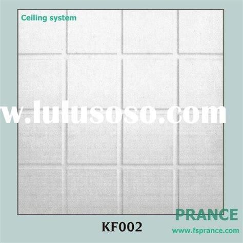acoustic ceiling tile for sale china manufacturer