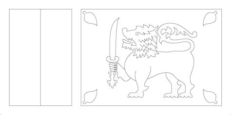 world flags coloring sheets 7