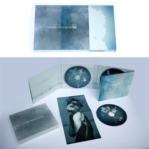 the girl with the dragon tattoo soundtrack quot the with the quot soundtrack packaging on