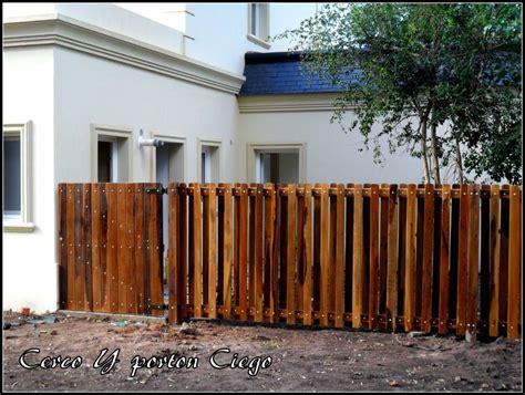 casa cerco madera cerco buscar con agustin