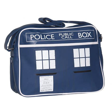 Doctor Bag Careve Series 01emo1223 new tardis shoulder bag retro doctor who gift box school sports tv series ebay