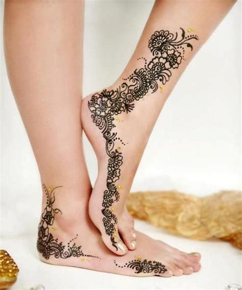 latest tattoo design for ladies henna designs makedes